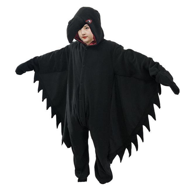kigurumi corbeau