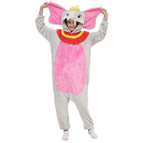 kigurumi dumbo rose