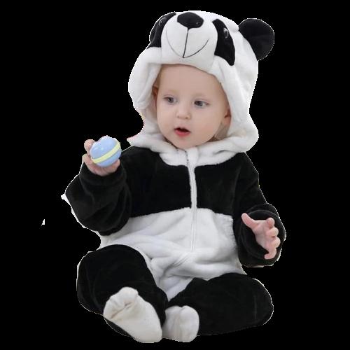 kigurumi panda bébé