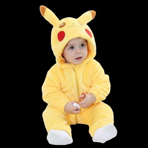 kigurumi pikachu bébé