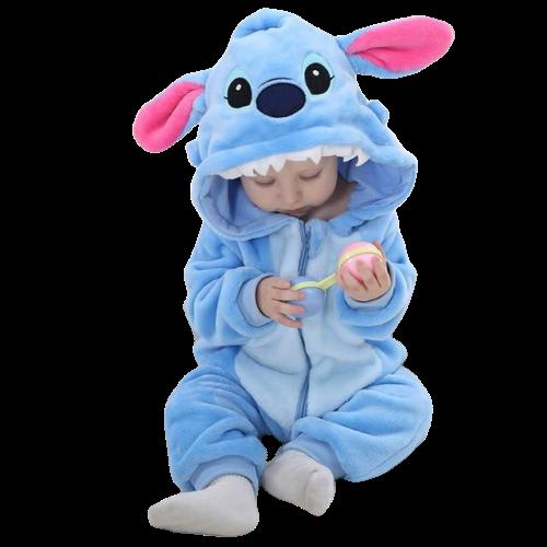 kigurumi stitch bébé
