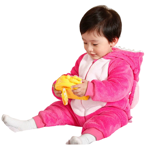 kigurumi stitch rose bébé