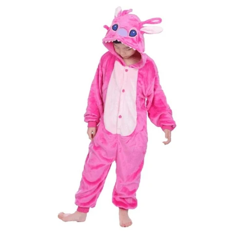 kigurumi stitch rose enfant