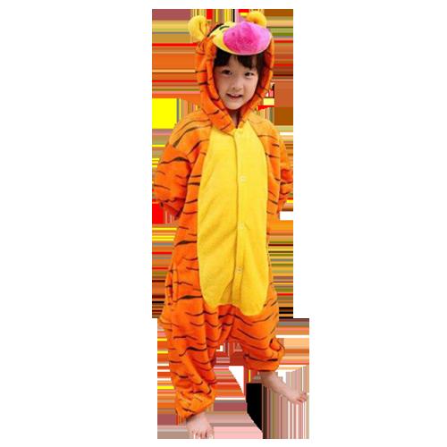 kigurumi tigrou enfant