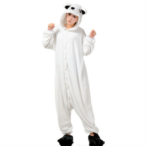 kigurumi ours polaire