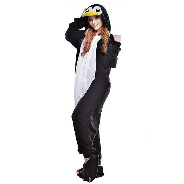 kigurumi pingouin