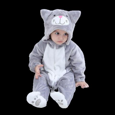 kigurumi chat bébé