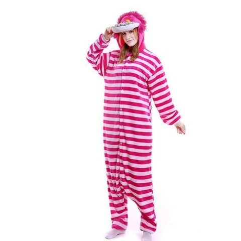 kigurumi chat du cheshire adulte