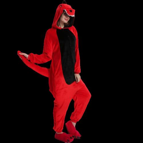kigurumi dragon adulte